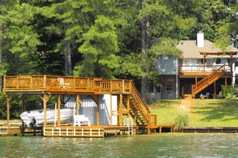 images  lake gaston decks  docks
