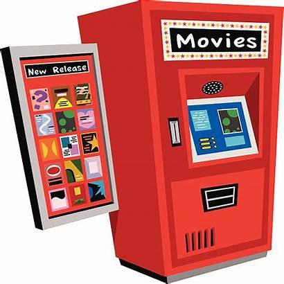 Rental Box Dvd Clip Vector Illustration Illustrations