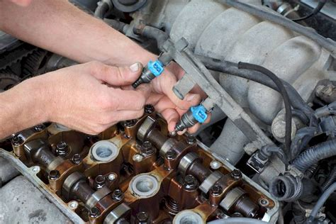 Symptoms Of Bad Or Failing Fuel Injection Lines