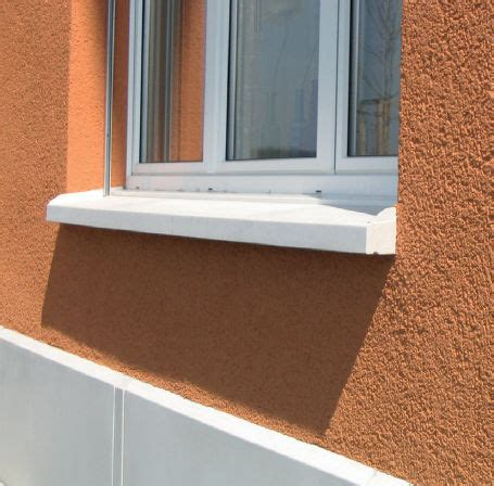 composite window sill ecomur stahlton exterior