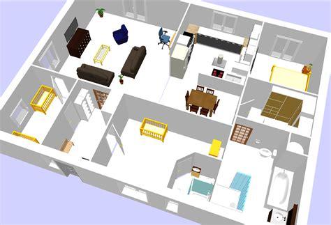 faire sa chambre en ligne plan de maison facile plan de maison moderne en ligne