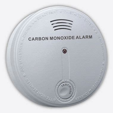 Carbon Monoxide Is Formed When Fuels Are Burned by Smoke And Carbon Monoxide Detectors And Fire Extinguishers