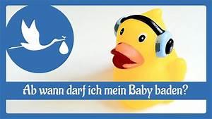 Ab Wann Kopfkissen Baby : nach der geburt ab wann darf ich mein baby baden youtube ~ Markanthonyermac.com Haus und Dekorationen