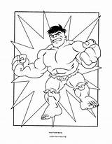 Squad Coloring Super Hero Pages Superhero sketch template