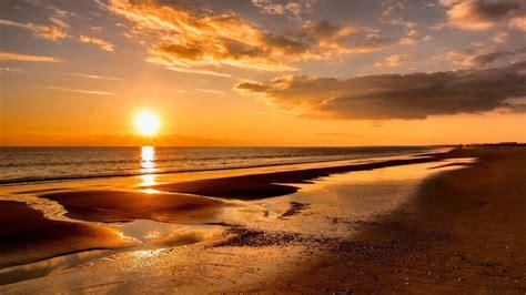 Sunset Beaches Wallpapers Hd Pixelstalknet