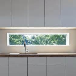 kitchen window design ideas glass window backsplash
