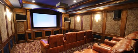 Home Theater & Sound  Security Vision