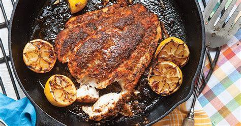 grouper recipes blackened fish dishes
