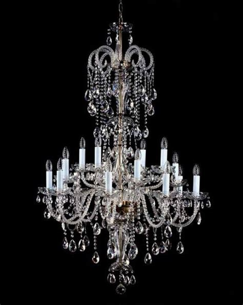 Cascading Chandelier by Cascading Lead Chandelier Large Ceiling Chandeliers