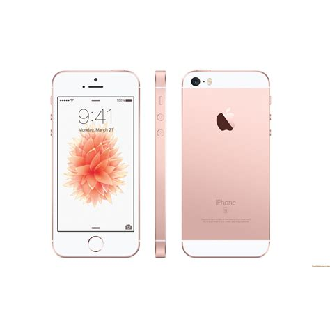 Iphone Se 16 Gb Rosegold Ohne Vertrag Gebraucht