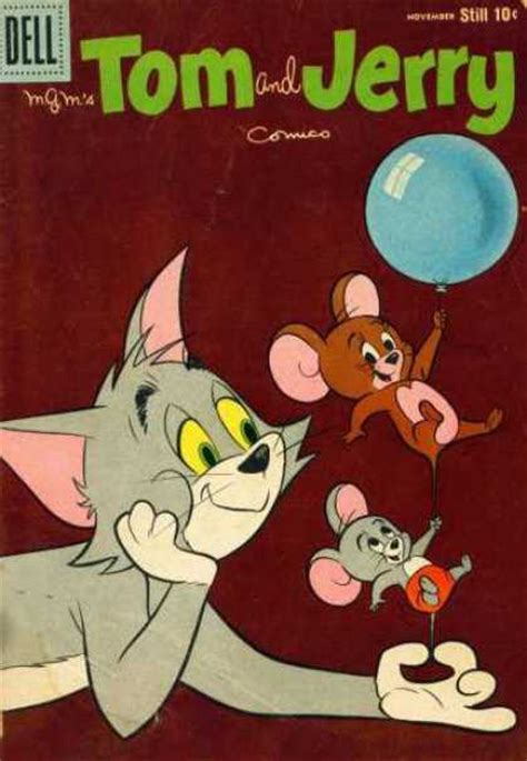 Tom And Jerry Comics Covers 150 199
