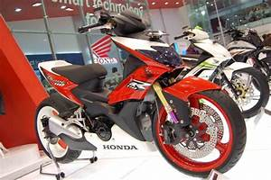 Honda Blade 110 - Motorcycles In Thailand