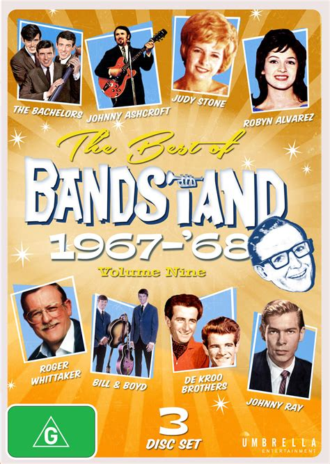 Watch our interviews with the cast BANDSTAND - Volume 9