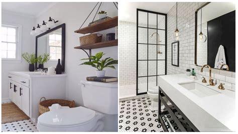 Bathroom Ideas And Designs by 17 Beautiful And Modern Farmhouse Bathroom Design Ideas
