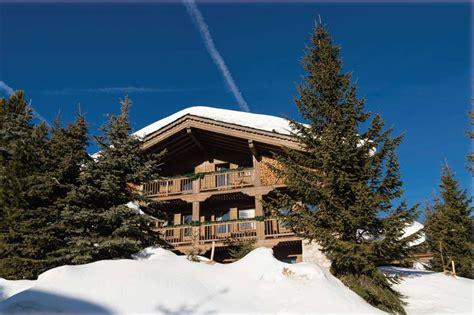 courchevel luxury chalets alpine guru