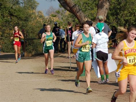 rio americano el camino cross country girls run  state
