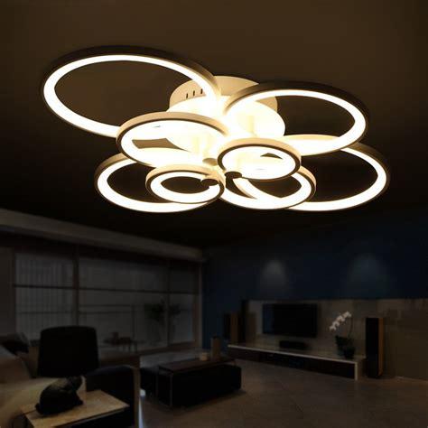 remote living room bedroom modern led ceiling