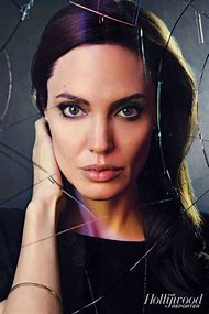 Angelina Jolie Hollywood Reporter