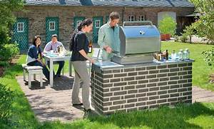 Grillplatz Bauen Garten : barbecue ~ Markanthonyermac.com Haus und Dekorationen