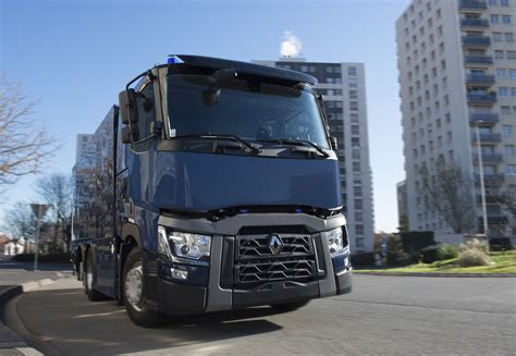 Bank Of France Takes Delivery Of Armored 6x2 Renault