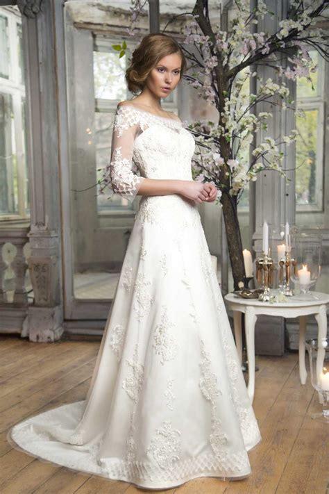 Mežģīņu kāzu kleitas - lieliska izvēle Jūsu sapņu svinībām