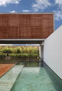 la piscine a debordement belles piscines de luxe With charming la maison du paravent 3 paravent de jardin plus de 50 idees orginales archzine fr