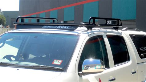 Toyota Roof Rack by Toyota Hilux Roof Racks