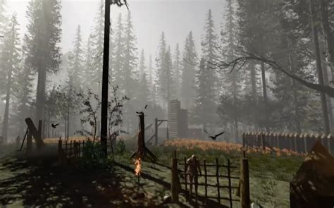 forest  steam early access release date