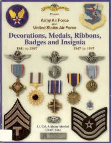 decorations medals ribbons badges and insignia 1941