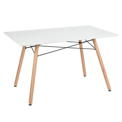 table de cuisine carr馥 table de cuisine carrée table de cuisine carr e en stratifi carr 4 pieds table de salle manger en bois massif et m tal l 80 cm table carr e