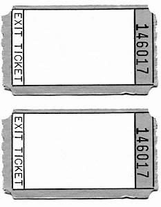 exit ticket template cyberuse With classroom exit ticket template