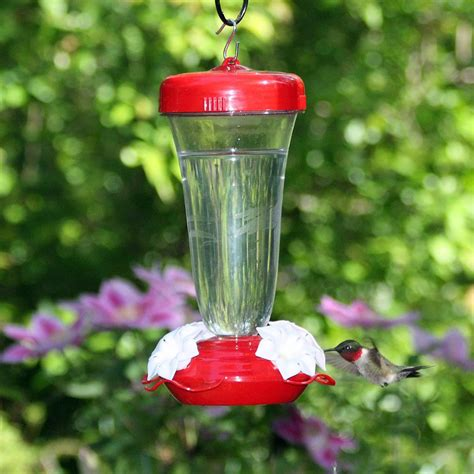 pets hummingbird feeders pet 121tf etched hummingbird top fill