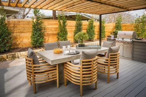 arredamento terrazzo arredare il terrazzo con mobili moderni per un outdoor da