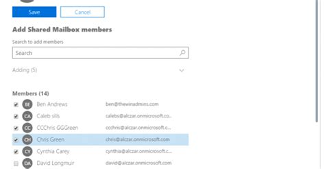 Office 365 Portal Open Shared Mailbox by How To Create A Shared Mailbox In Office 365 It Pro