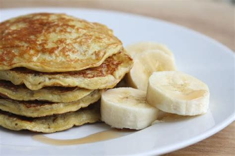 two ingredient pancakes light healthy two ingredient pancakes a homemade living