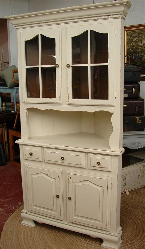 corner china cabinet hutch how to build a kitchen corner hutch woodworking projects