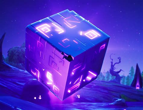 fortnite battle royale cube island event leaked  dataminers