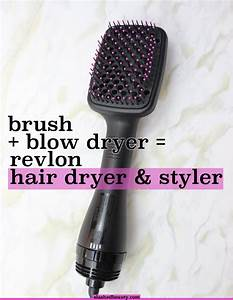 REVIEW Revlon Hair Dryer And Styler Slashed Beauty