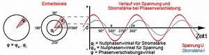 Phasendifferenz Berechnen : leistung bei wechselstrom phasenverschiebung scheinleistung blindleistung wirkleistung ~ Themetempest.com Abrechnung