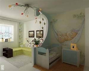 Kinderzimmer Für Babys : babyzimmer farben ideen jungd m dchen wandmalerei b rchen baby pinterest wandmalereien ~ Bigdaddyawards.com Haus und Dekorationen