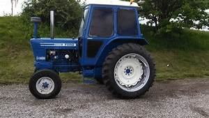 1976 Ford 7600 Tractors - Row Crop   100hp
