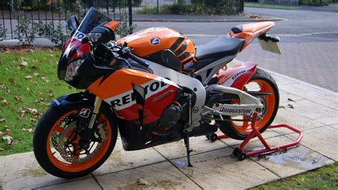 Honda Cbr1000rr Wallpapers (72+ Pictures