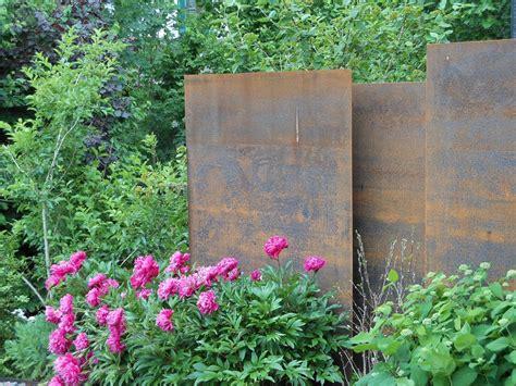 Stahl Im Garten