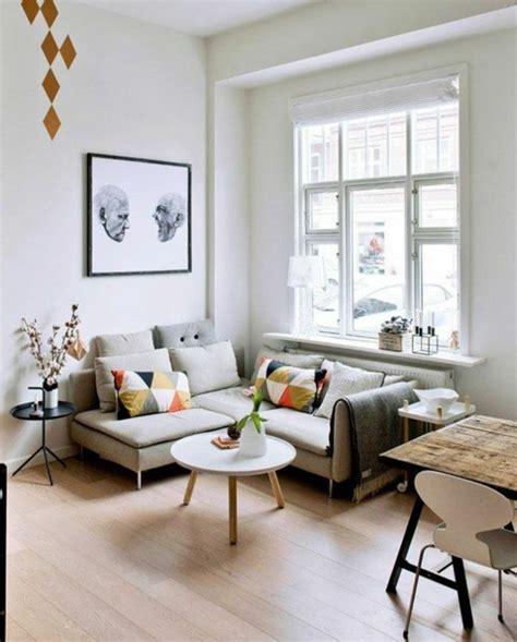 kleines wohnzimmer gestalten wie kann es schoen werden