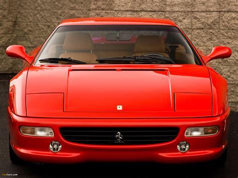Ferrari F355 Berlinetta 1994–99 wallpapers (1600x1200)