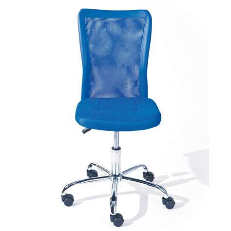 fauteuil bureau enfant fauteuil de bureau enfant quot colors quot bleu