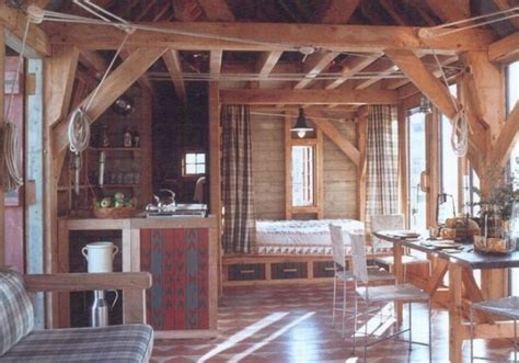 tiny cabin  fold  porch stealth  grid cabin living