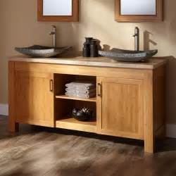 30 Inch Bathroom Vanity by Meuble Salle De Bain Bambou Et Accessoires En 50 Id 233 Es