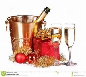 Nol Ou Rveillon De La Saint Sylvestre Champagne Et