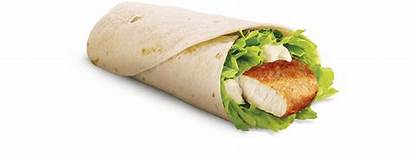 Wrap Grilled Snack Chicken Mcdonalds Wraps Breast